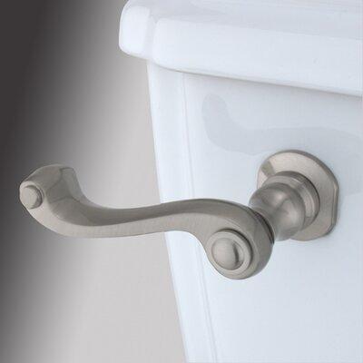 Royale Toilet Tank Lever Finish: Satin Nickel