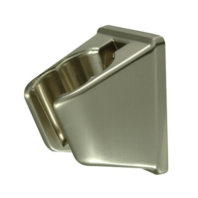 Wall Bracket for Personal Hand Shower Finish: Satin Nickel
