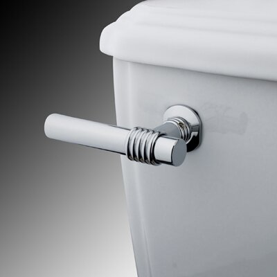 Milano Toilet Tank Lever Finish: Polished Chrome