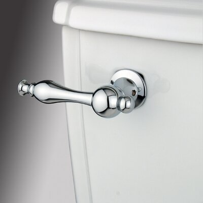 Naples Toilet Tank Lever Finish: Polished Chrome