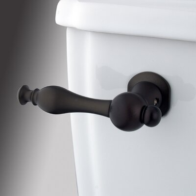 Naples Toilet Tank Lever Finish: Oil Rubbed Bronze