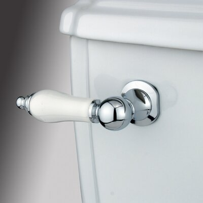 Victorian Toilet Tank Lever Finish: Polished Chrome