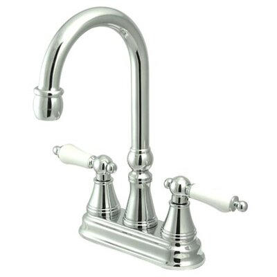 Governor Bar Faucet Finish: Polished Chrome