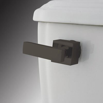 Executive Toilet Tank Lever Finish: Oil Rubbed Bronze