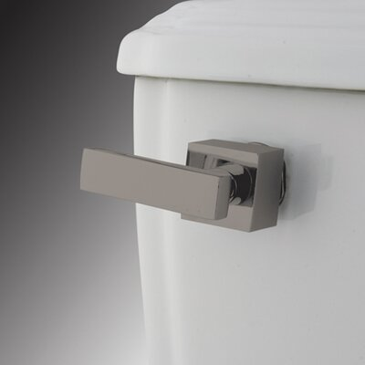 Executive Toilet Tank Lever Finish: Satin Nickel