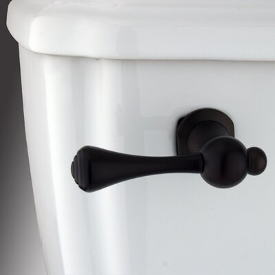 Buckingham Toilet Tank Lever Finish: Oil Rubbed Bronze