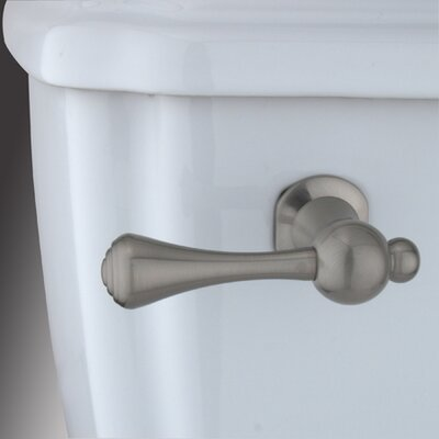 Buckingham Toilet Tank Lever Finish: Satin Nickel