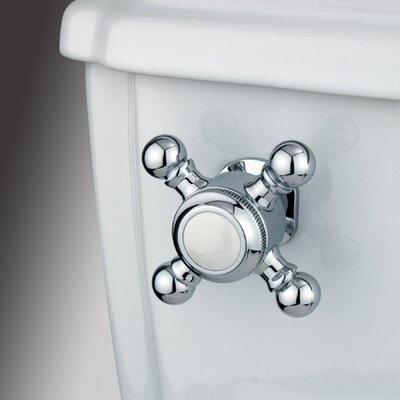 Buckingham Toilet Tank Lever Finish: Polished Chrome