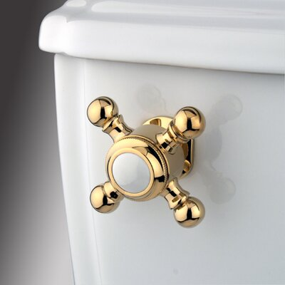 Buckingham Toilet Tank Lever Finish: Polished Brass