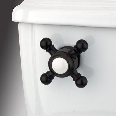 Buckingham Toilet Tank Lever Finish: Oil Rubbed Bronze