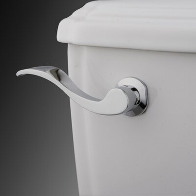NuWave Toilet Tank Lever Finish: Polished Chrome