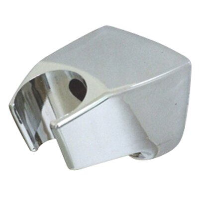Concord Plastic Shower Bracket Finish: Polished Chrome