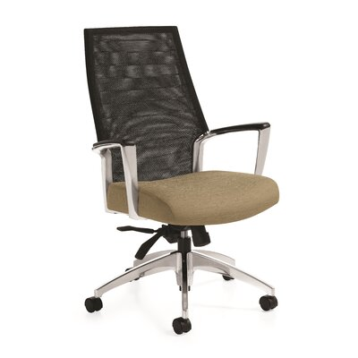 Global Accord Mesh High Back Chair with Arms Product Picture 3919