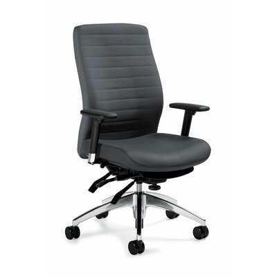 High-Back Multi Office Chair with T-Arms Product Picture 3919