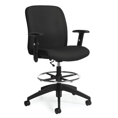 Truform Drafting Chair Upholstery 4086 Product Photo