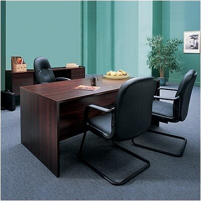 Genoa 2-Piece Standard Desk Office Suite Product Image 21
