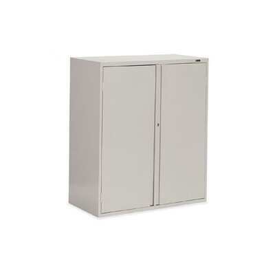 9300 Series 2 Door Storage Cabinet Finish: Black 9336P-S42L-BLK