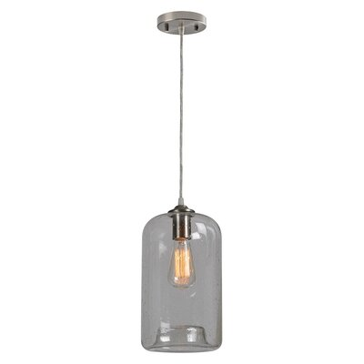 Falon Pendant 1-Light Mini Pendant