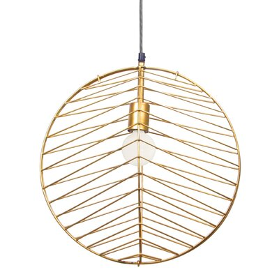 Ragtime 1-Light Globe Pendant