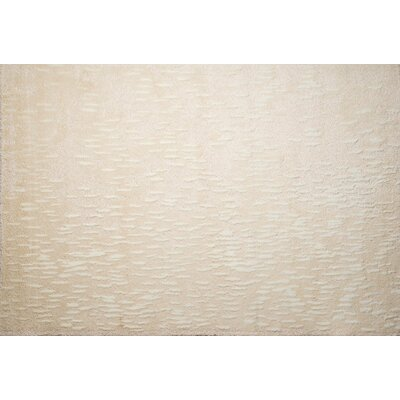 Summit Off-White Area Rug Rug Size: 79 x 98