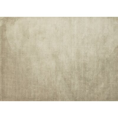 Regency Light Beige Area Rug Rug Size: 79 x 98
