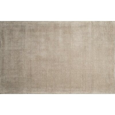 Casper Taupe Area Rug Rug Size: 79 x 98