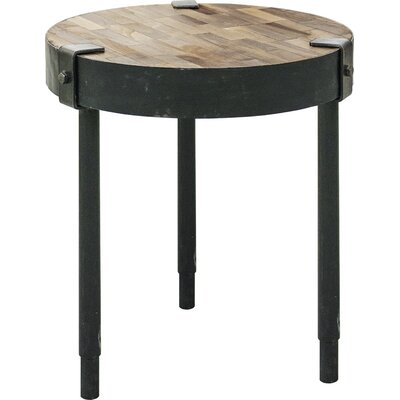 Roebuck End Table