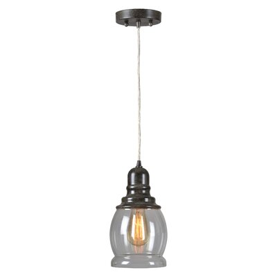 Plymouth 1-Light Mini Pendant