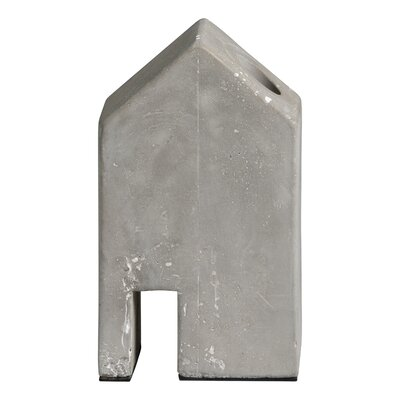 Ren-Wil Huis Cement Candle Holder 124218