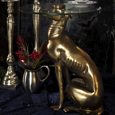 Anubis End Table