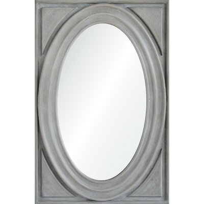 Perez Rectangle Oversized Wall Mirror 124791