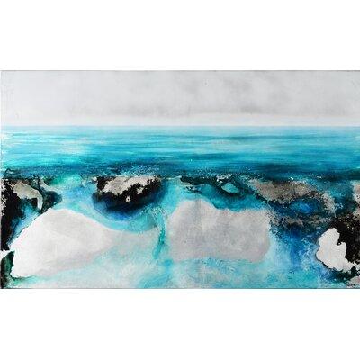'Nisita' Painting Print on Canvas 124509