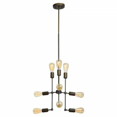 Belton 9-Light Pendant