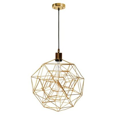 Sidereal 1-Light Globe Pendant