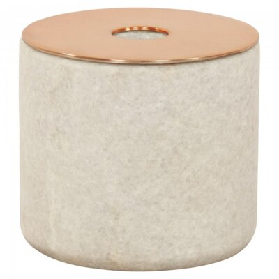 Ren-Wil Tenor Stone Candle Holder 125373