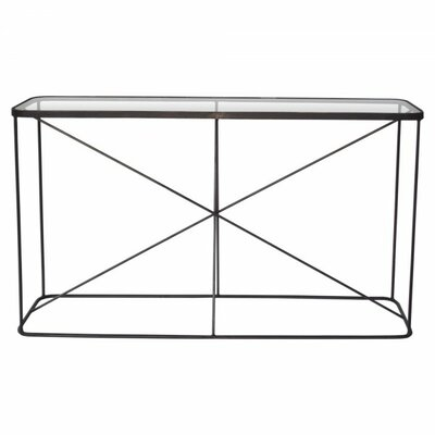 Blueprint Tall Console Table