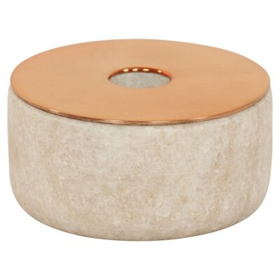 Ren-Wil Snare Stone Candle Holder 125376