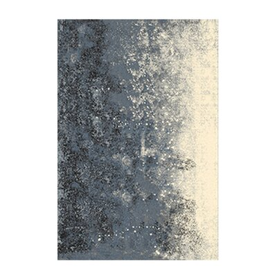 Cosmopolitain Gray Area Rug Rug Size: 52 x 72