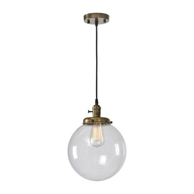 Antonio 1-Light Mini Pendant