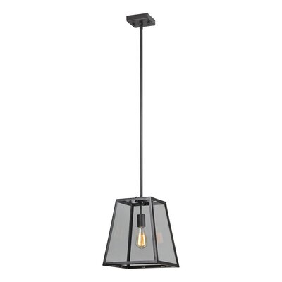Bohr 1-Light Foyer Pendant