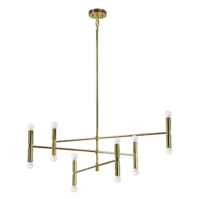 Orlando 12-Light Kitchen Island Pendant
