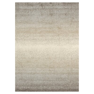 Halvar Rectangle Beige Area Rug Rug Size: 79 x 98