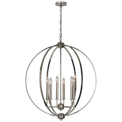 Harshal 6-Light Lantern Pendant