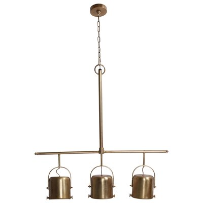 Grandbrook 3-Light Kitchen Island Pendant