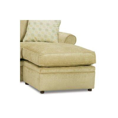 Dalton Chaise Ottoman Upholstery: Q13147-45