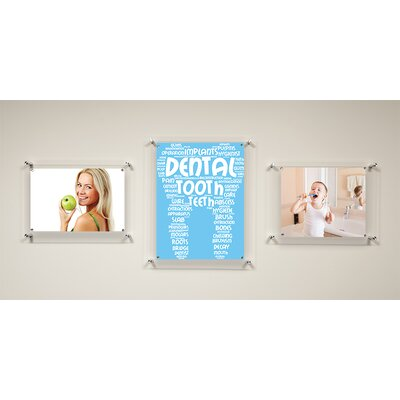 Triple Combo Picture Frame Set Triple Combo