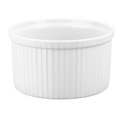 Pillivuyt Pleated Deep Souffle Dish, 7 cup 260318BL