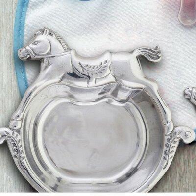 Rocking Horse Keepsake Tray