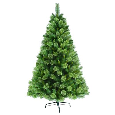 jeco 6.5' Green Artificial Christmas Tree at Sears.com