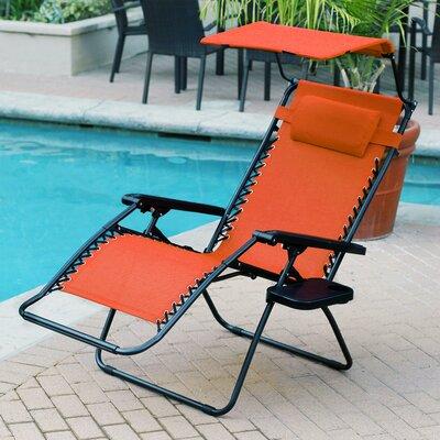 Bowers Oversized Zero Gravity Chair